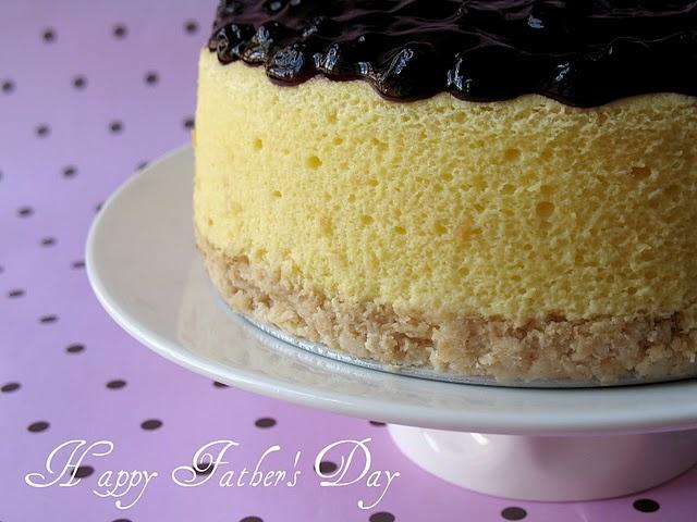 Light Cheesecake Recipe — Dishmaps