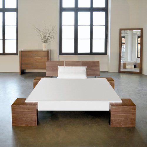 Floating Platform Bed General Architecture Interiors