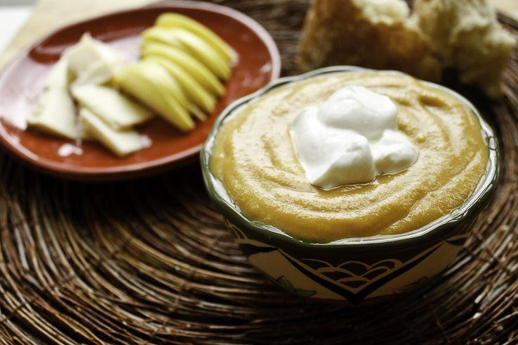 butternut squash and apple soup | Soups | Pinterest