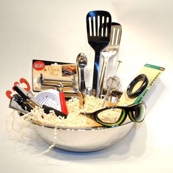 hostess gift get everything you need for a great kitchen gift basket ...