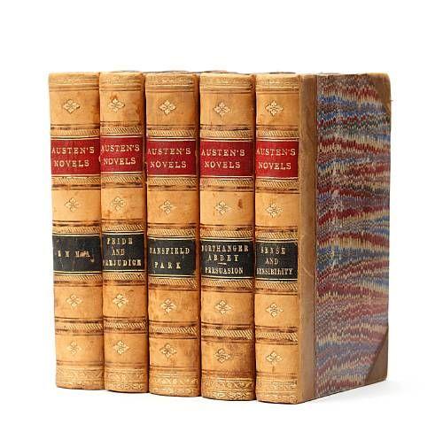 Jane Austen - my favorite author