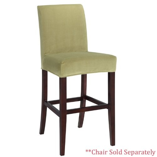 Bar Stool Seat Covers Bar Stool Slipcovers Pinterest