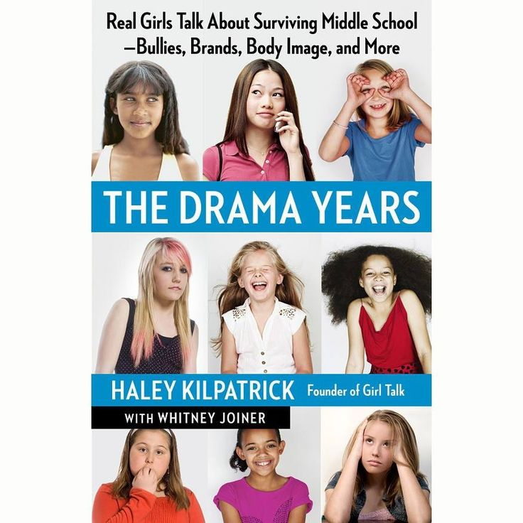 Middle School girls talk about surviving