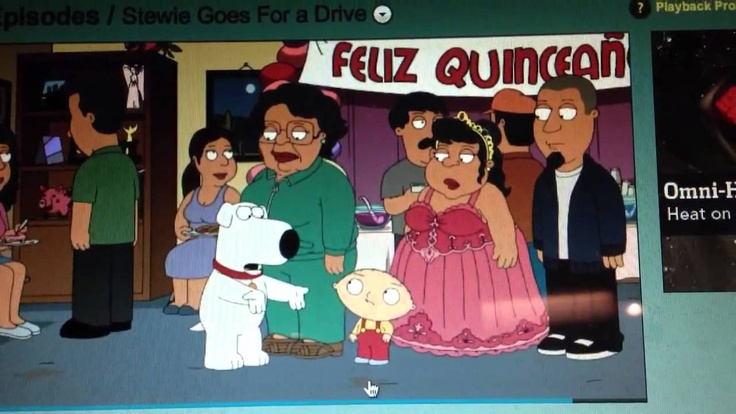 family guy stereotypes The stereotypes are a bowling team that consists of stereotypical characters: luigi risotto, groundskeeper willie, cletus spuckler and captain mccallister they tried.