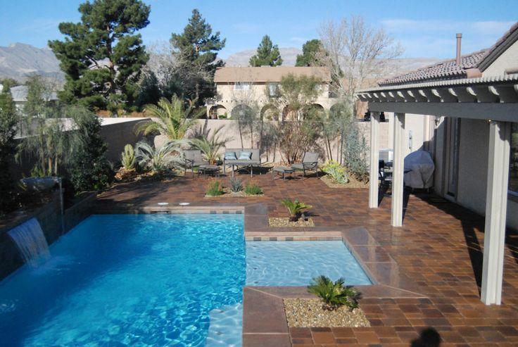 Backyard Landscaping Las Vegas : Backyard Landscaping Ideas Las Vegas  Joy Studio Design Gallery