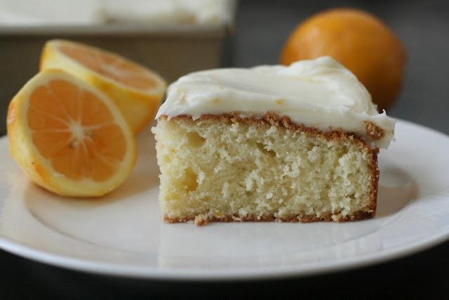 meyer lemon cake   Things to cook   Pinterest