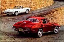 1965 Corvettes