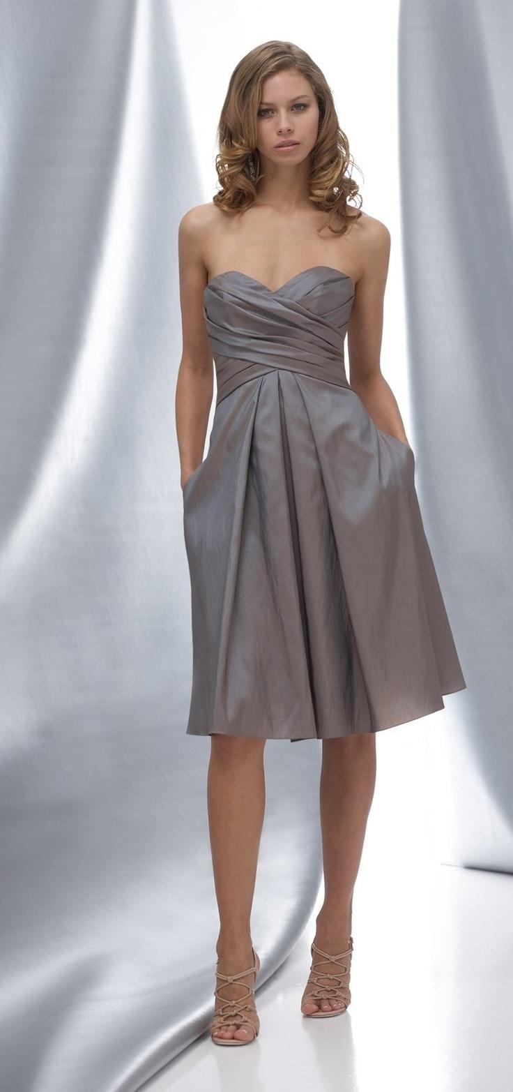 Slate Bridesmaid Dresses 87