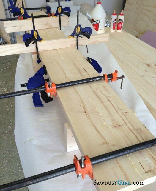 DIY Wood Countertops My kitchen maybe? Pinterest