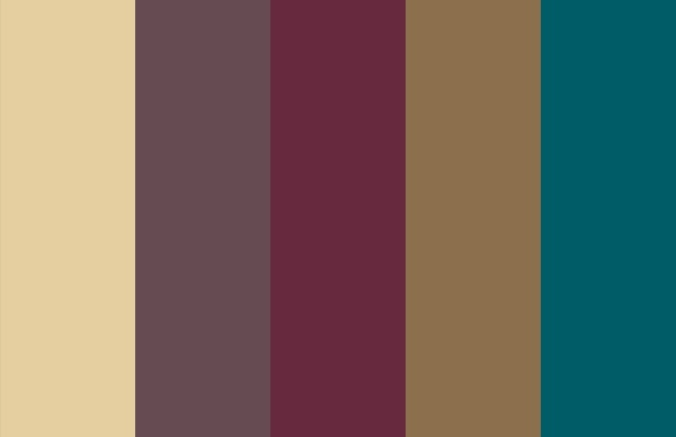 quot 80s fashion quot color palette by ir storytellingtds