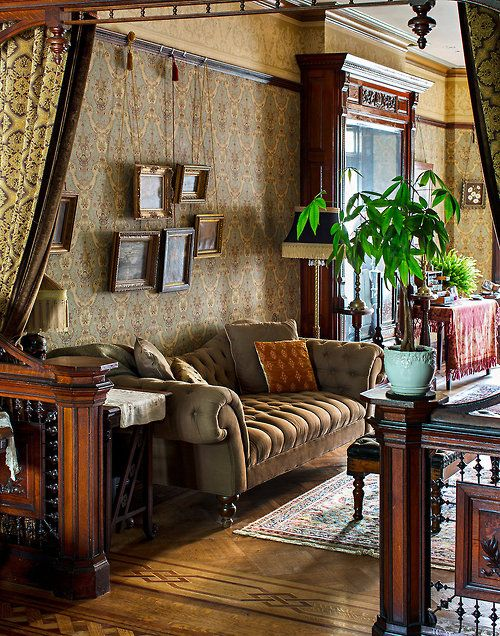 Victorian Sitting Room Miniatures Project Ideas Pinterest