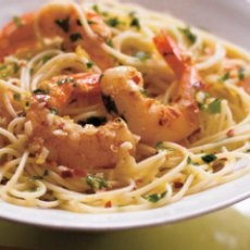 Angel Hair Pasta With Shrimp And Lemon Cream Sauce Recipe ...