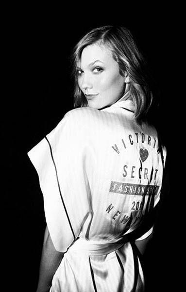 Karlie KlossKarlie Kloss Vs Fashion Show 2013