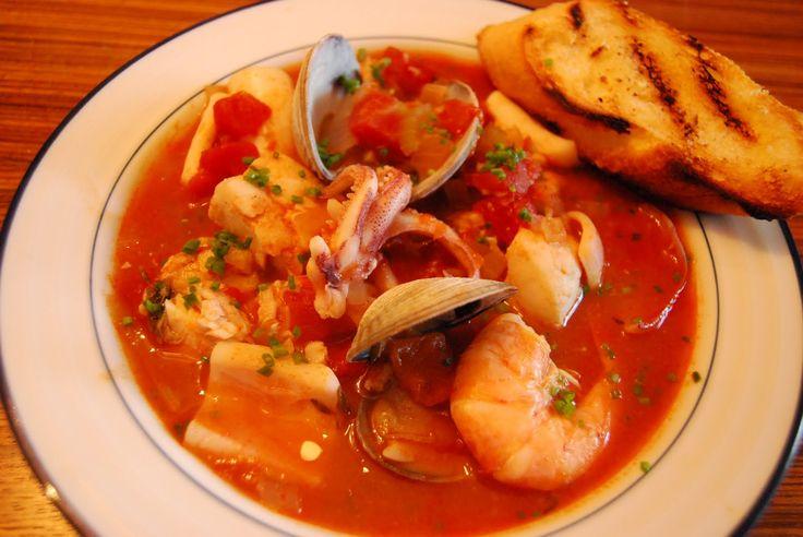 Cioppino, Italian Seafood Stew | Food | Pinterest