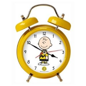 Charlie Brown Alarm Clock