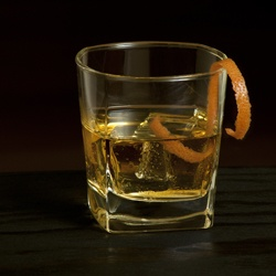 Rum old fashioned | Lush life | Pinterest
