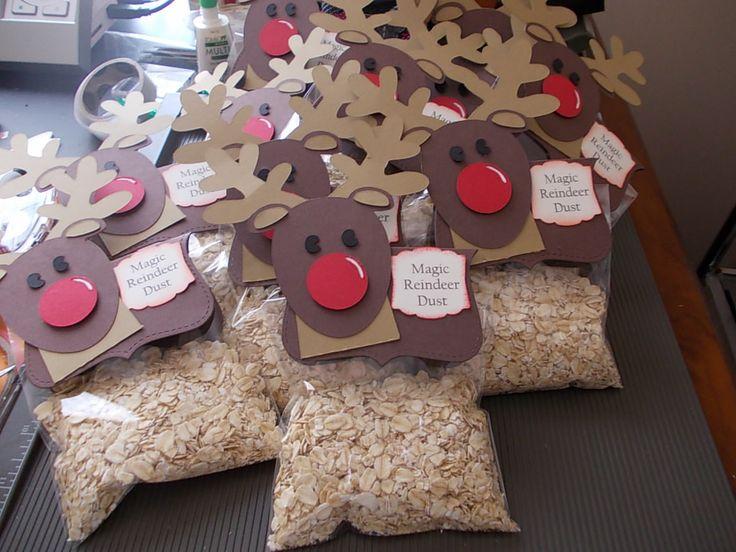 Magic Reindeer Dust | Christmas Gift Ideas! | Pinterest