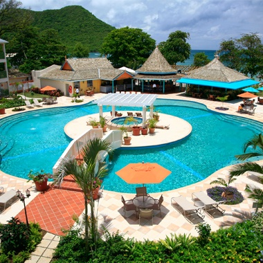 Enter to Win a Trip for Two to St. Lucia. Enter by April 30, 2013