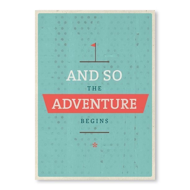 Adventure Print. Could be a cute engagement announcement or save the ...