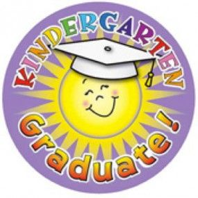 A New Twist on Kindergarten Graduation - Ideas for the end of the year