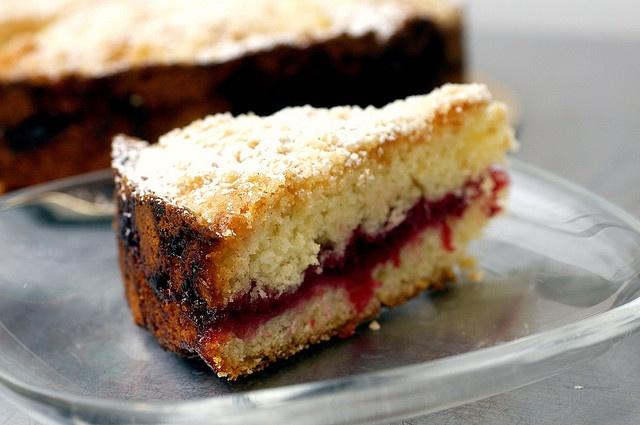 Cranberry Vanilla Coffee Cake | Recipes | Pinterest