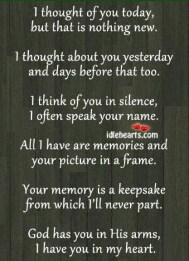 love & miss you Nanny! ?2/15/12? potlucky Pinterest