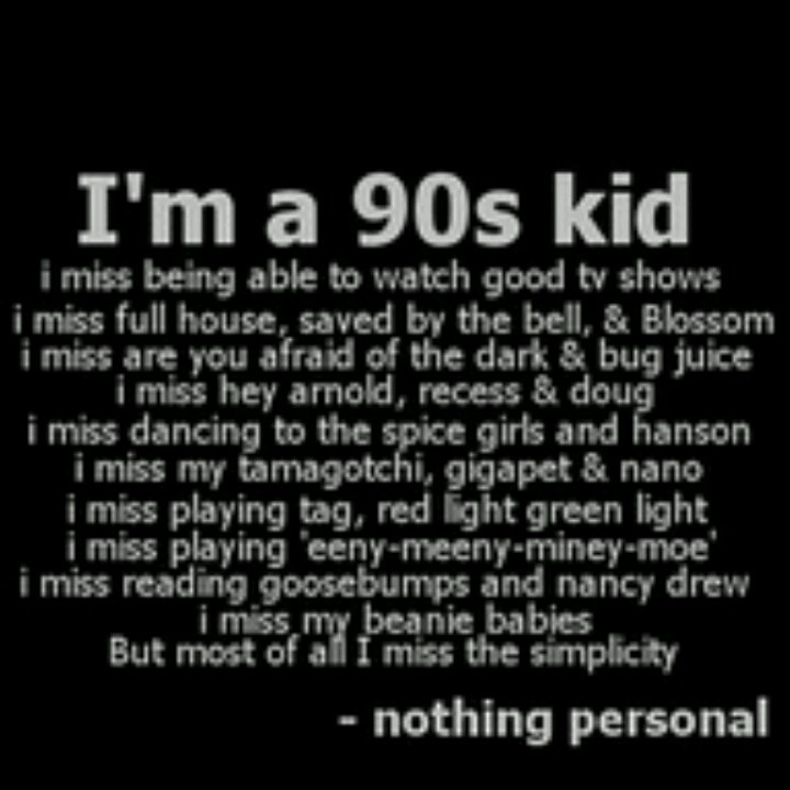 90s Quotes About Love : Quote #90s #kid Quotes and sayings Pinterest