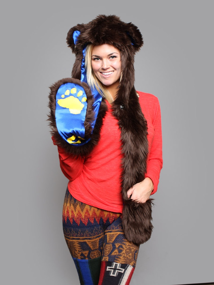 Team SpiritHoods: Are You A Fanimal? UCLA Traits: Brave > Curious> Gentle The Bear spirit represents bravery and strength. People with this spirit tend be curious and playful creatures. Although very affectionate, they won't hesitate to protect their own. $89 https://spirithoods.com/teams/womens/ucla2/1619/# #Fashion #Sports #College #Gifts #School #Spirit #Football #Fanimal #SpiritHood #SpiritHoods #Hoodie #Hat #Paws #Scarf #Team #UCLA #California #LosAngeles #University #Bear #Women