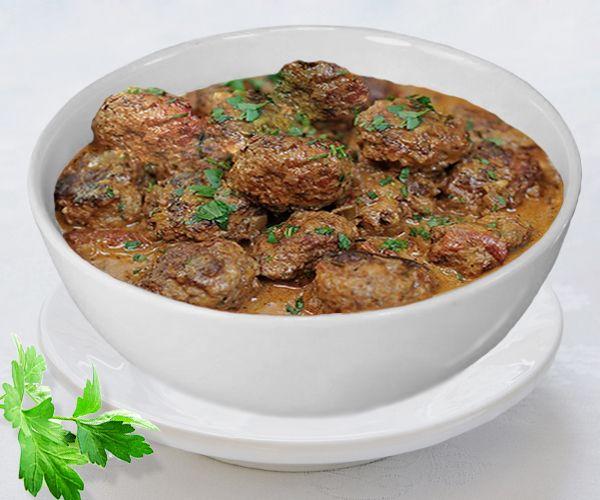 Hungarian Meatballs | Foodinista | Pinterest