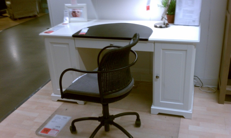299 Liatorp Desk Ikea | Home Office | Pinterest