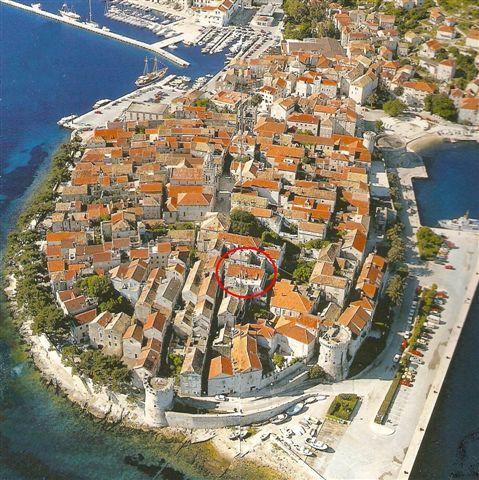 Korčula Island Croatia