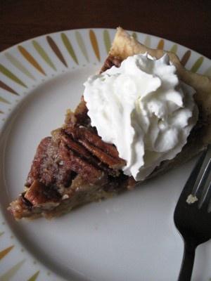 maple pecan pie   recipes   Pinterest