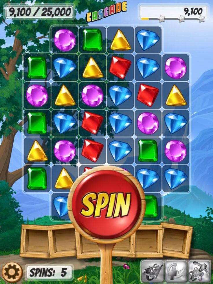 Cascade game review new match 3 puzzle from big fish for Cascade big fish game