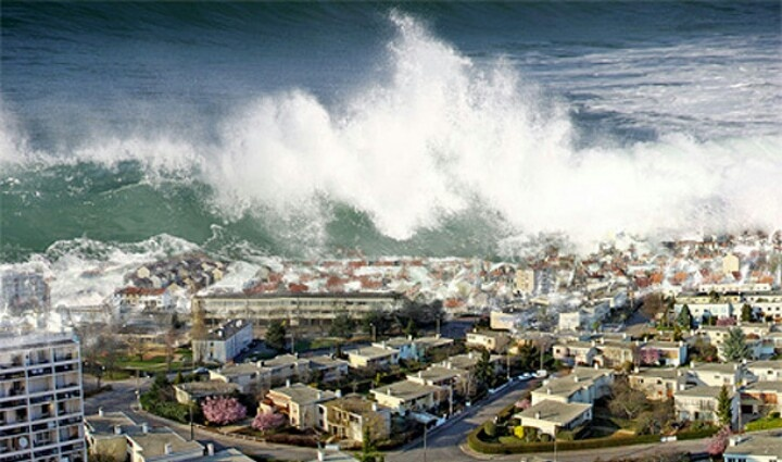 Tsunami 2004 | Elements: Earth, Water, Fire, Air | Pinterest