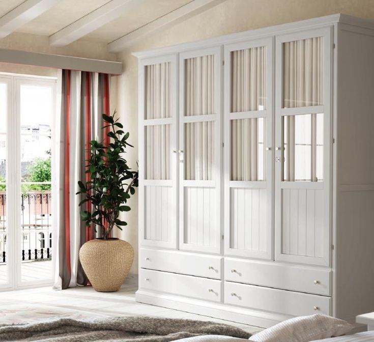 Pin by artenara decoraci n on armarios de dormitorio con - Decoracion armarios dormitorios ...