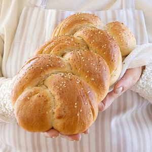 Perfect Water and Whole-Wheat Challah | Recipe