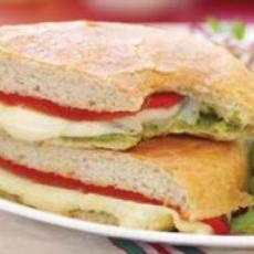 Italian Grilled Cheese Sandwiches | Sandwiches/panini/foccacia etc ...