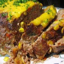 Cajun Meatloaf | Recipies | Pinterest