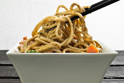 watches for men Asian Peanut Noodles  Recipe