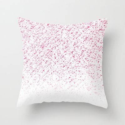 Pink throw pillow by michelle 20 00 living room