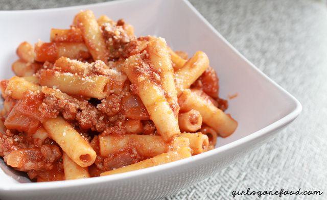 American Chop Suey #pasta #meatsauce #dinner #recipe #weeknight # ...