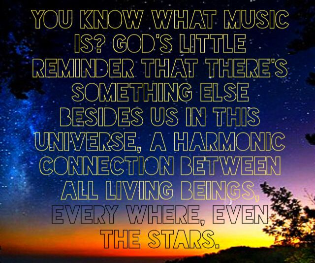 August Rush Quote | Some great Quotes | Pinterest