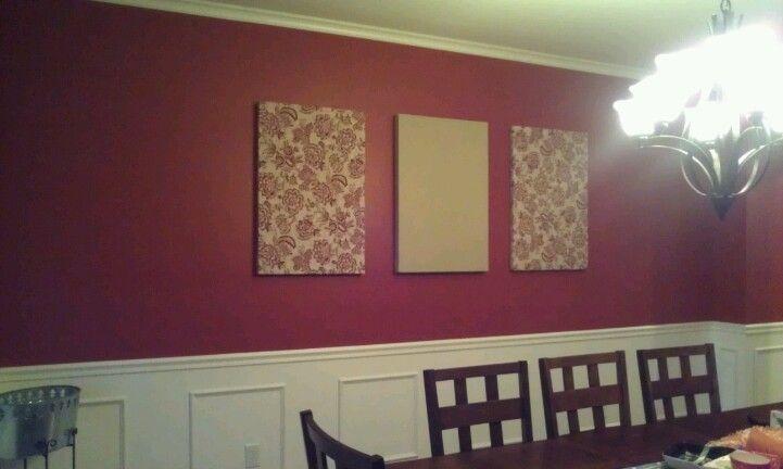 dining room wall decor home ideas pinterest