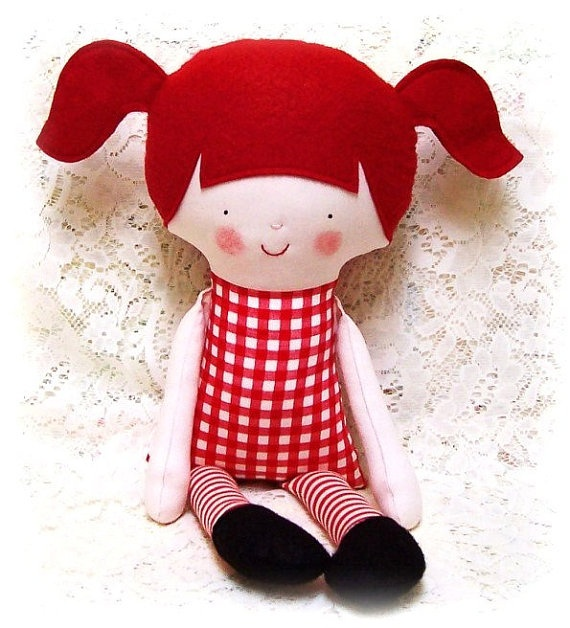 red doll