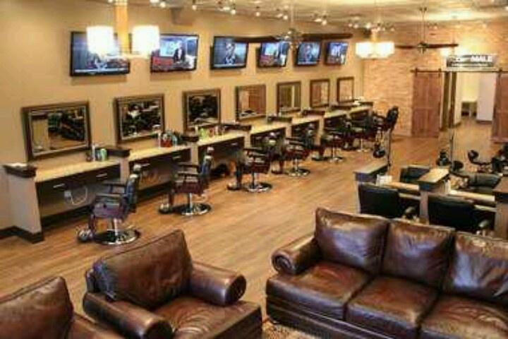Barber lounge MyBiz Pinterest