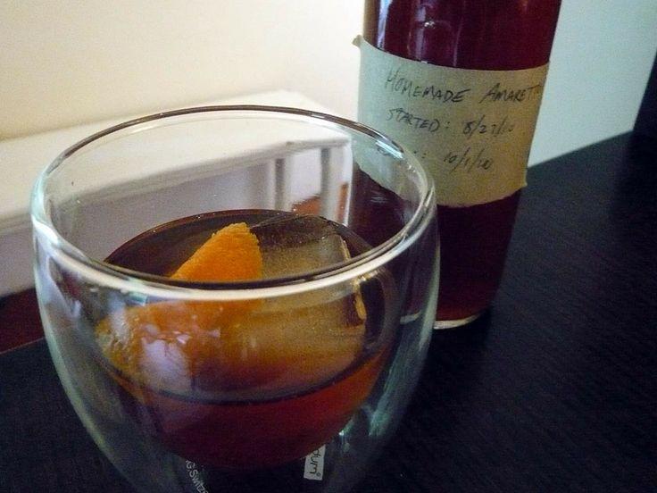 Homemade Amaretto | Beverages | Pinterest