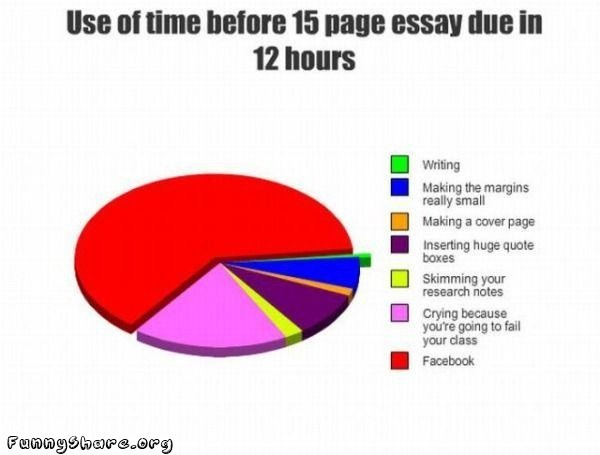 an essay on time management
