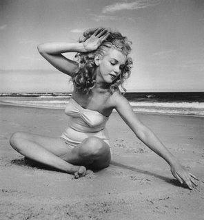 The original beach babe.