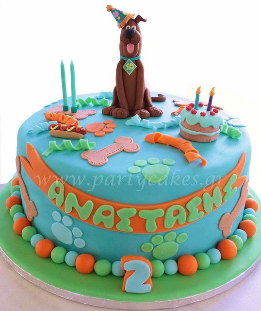 Scooby Doo Cake | Flickr - Photo Sharing!
