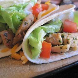 Lime Chicken Soft Tacos Allrecipes.com